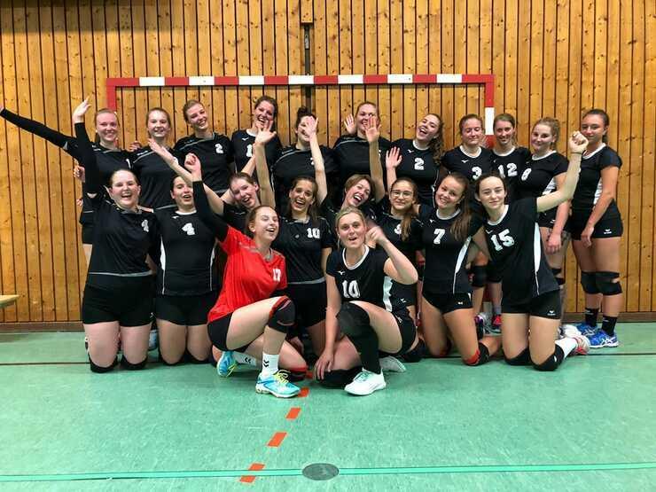 Damen II und Damen III, Saison 2019/2020