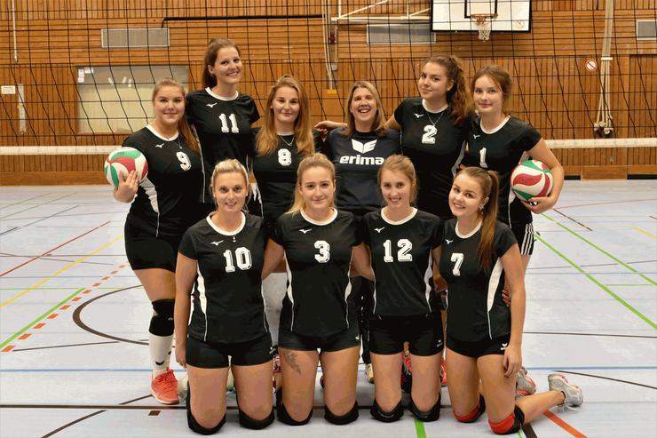 Damen II Bezirksliga Saison 2019/2020